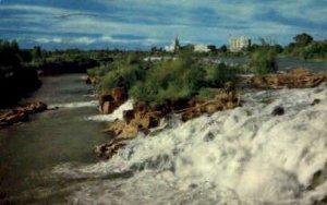 Mormon Hospital and Temple - Idaho Falls , Idaho ID