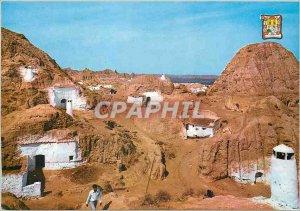 Postcard Modern Guadix Cuevas Caves Caves