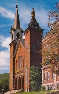 Saint Annes Church Berlin New Hampshire
