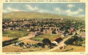 University of Idaho - Pocatello