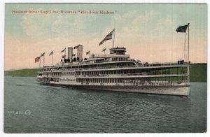 Hudson River Day Liner, Steamer Hendrick Hudson