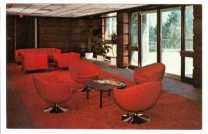 Shouldice Hospital, Hospital Reception Area, Thornhil, Ontario, Canada,  40-60s