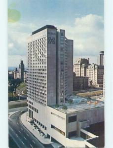 Unused Pre-1980 TOWN VIEW SCENE Quebec City QC p9127