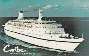 M.S. CARIBE, 1980-90s