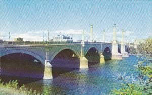 Memorial Bridge Springfield Massachusetts