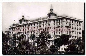 Postcard Menton Old Winter Palace Cultural Center