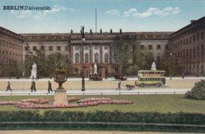 BERLIN , Germany , 1900-10s ; Universitat