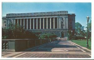 The Centennial Building in Springfield, Illinois, Postcard