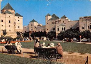 Le Maroc Casablanca Jardins Place des Habous Gardens Square