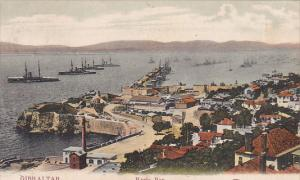 Rosia Bay, Girbraltar, PU-1908