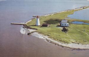 LIGHTHOUSE , PICTOU , Nova Scotia , Canada ,PU-1959 #2