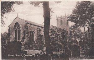 EPWORTH, England ,1930s ; Parrish Church