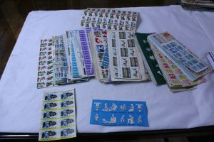 Large Lot of Easter & Cinderella Seals / Stamps