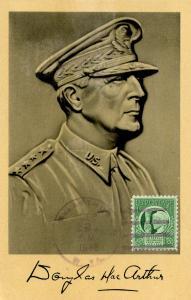 Famous People - General Douglas MacArthur