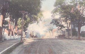 HILLSBORO , New Hampshire , PU-1907 ; Main Street