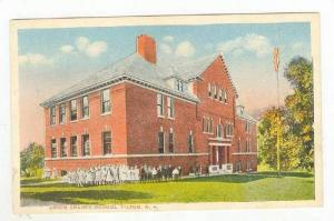 Union Graded School (Exterior), Tilton, New Hampshire, 1900-1910s
