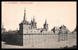 Fachada Principal,El Escorial,Spain BIN