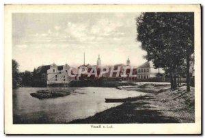 Old Postcard Veseli N Luz