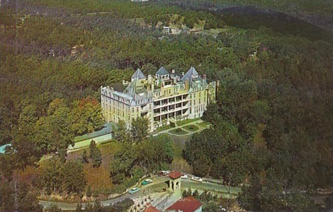 Arkansas Eureka Springs The Crescent Hotel