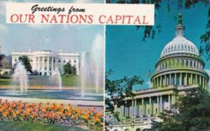Greetings From Our Nations Capitol