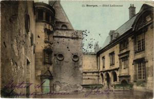CPA  Bourges - Hotel Lallemant  (634380)
