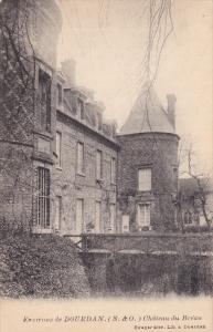 DOURDAN, Essonne, France, 1900-1910's; Chateau Du Breau