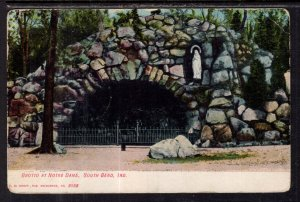 Grotto at Notre Dame,South Bend,IN BIN