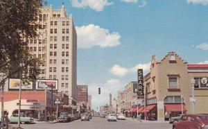 AMARILLO , Texas , 1950-60s ; Polk Street