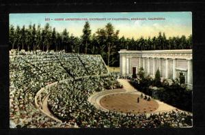 Postcard-Greek Amphitheatre-Univ.of CA