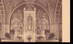Illinois Springfield Chapel Of Perpetual Adoration St Francis Convent Artvue