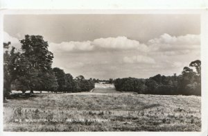 Northamptonshire Postcard - Boughton House - Weekley - Kettering - RP - 21209A