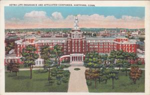 Aetna Life Insurance Company , HARTFORD , Connecticut , 1910s