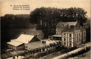CPA Environs d'ORBEC - Laiterie de Friardel - Chateau de Friardel (383664)