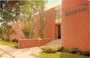 SD, Brookings, South Dakota State College, Harding Hall, Dexter No. 38396-B