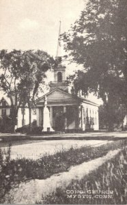 Connecticut Mystic Congregational Church