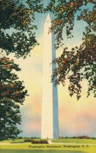 USA Washington D.C Washington Monument 03.78