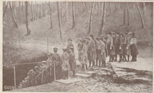 MAMMOTH CAVE , Kentucky, 1910s; Going In