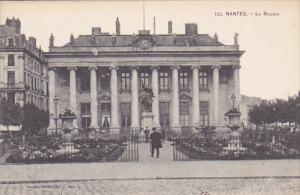 NANTES, Loire Atlantique, France, 1900-1910´s; La Bourse