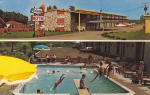 Princeton Motel , WINDSOR , Ontario , Canada , 40-60s
