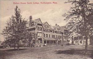 Exterior, Wallace House, Smith College,  Northampton,  Massachusetts, PU_1911