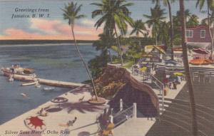 Silver Seas Hotel, Ocho Rios , Jamaica , 30-40s