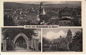 Germany - Grus aus Budenheim a. Rhein