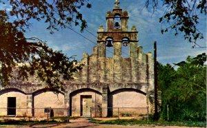 TX - San Antonio. Mission San Juan de Capistrano