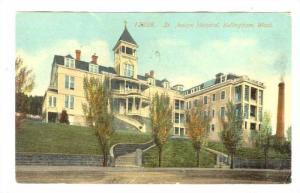 Interior, Coffman Union Ball Room, University of Minnesota, Minneapolis, 10-20s
