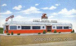 Port Silver Diner, 5260 N. Port Washington Road, Milwaukee, WI USA Unused