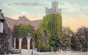 Central Baptist Church, East Jersey Street, Elizabeth, New Jersey, 00-10s