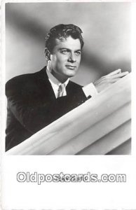 Tony Curtis Movie Actor / Actress, Entertainment Postcard Post Card unused