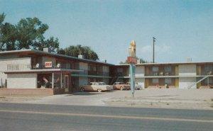 DENVER , 1950-60s ;  , Colorado ; Anchor Motel