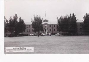 Illinois Downey Clinical Building Veterans Administration Hospital Real Photo...