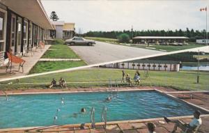 Bay Vista Motor Inn , CAVENDISH , P.E.I. , Canada , 50-60s